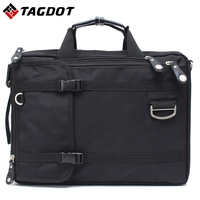 Brand Nylon Multifunction 18 4 18 17 3 17 Inch Laptop Bag For Men Handbag Shoulder