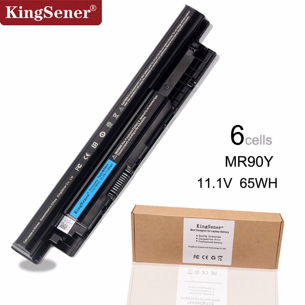 KingSener MR90Y Batterie D'ordinateur Portable Pour Dell Latitude 3440 3540 E3440 Pour Vostro 14-3449 2421 2521 Pour Inspiron 3542 3541 5521 5757