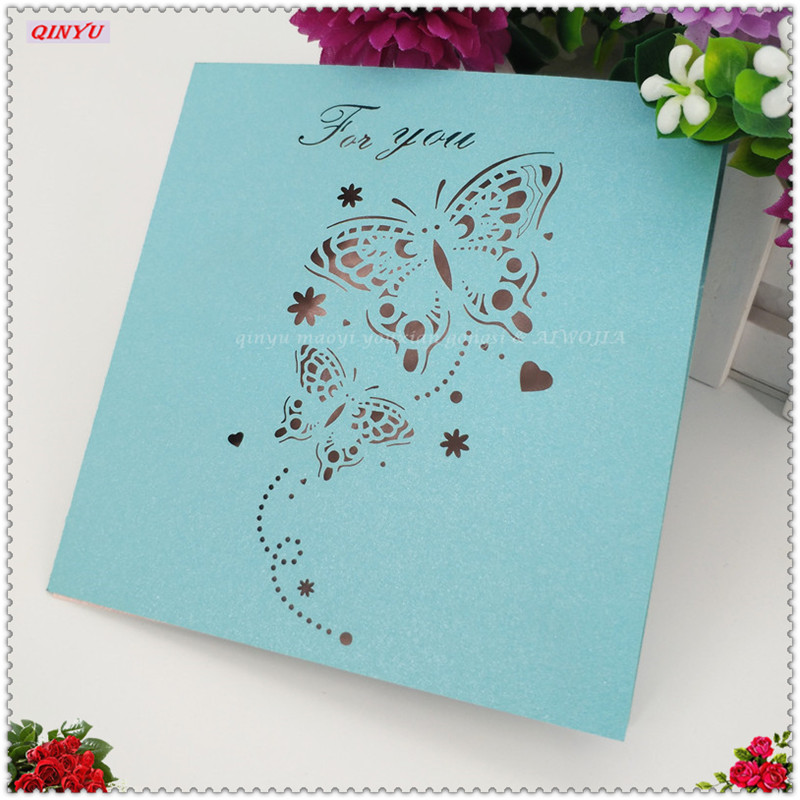50pcs vintage folding greeting cardthank you card birthday size length 12 cm weight 12 cm contains 50 order weight 200 grams occasion wedding birthday business anniversary celebration party m4hsunfo