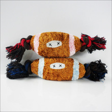 Free Shipping!Supplying football plush dog toys pet toys dog teeth,cute toys,High Quality pet products