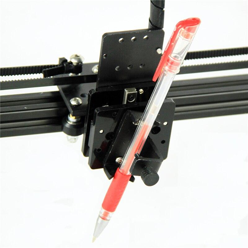 DIY drawbot stift zeichnung roboter maschine schriftzug corexy normalen version A4 A3 plotter roboter kit
