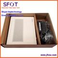 Nova versão Versão SFOT HG8240H ONT GPON EchoLife ONU Com 4GE 2TEL 1BBU, SIP, CE mark, o HG8240 versão de atualização.