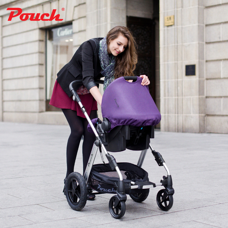 Pouch Q07 Baby Car Seat Fit For Stroller P68 Carrier The Infant Child Children Bebek Oto Koltuk Kids In Strollers Accessories From