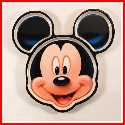 Hot Mickey u0026 Minnie Mouse Dinner Plates Melamine Tableware Dishes Fruit Bowl Sushi Plate Decorative Trays  sc 1 st  AliExpress.com & Hot Mickey u0026 Minnie Mouse Dinner Plates Melamine Tableware Dishes ...