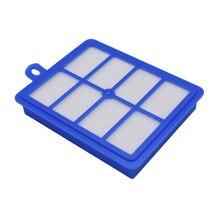 10 pièces/lot H12 filtre HEPA pour PHILIP pour EFH12W AEF12W FC8031 EL012W hepa h13 filtre aspirateur pièces de rechange