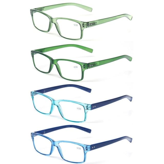 dc03223f472fb Óculos de leitura de Moda Homens e Mulheres de Cor Primavera Dobradiça  Qualidade Design Elegante Unisex