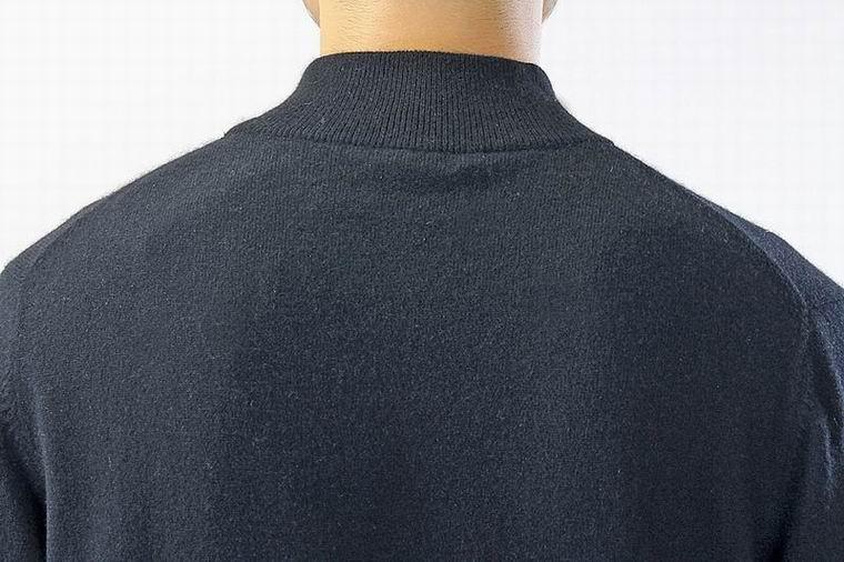 Col Gratuite Tissu Destockage Haute Hommes Cachemire Livraison Naturel Noir D'affaires Roulé Marine En 100 Gris Qualité Pull waqH1x8
