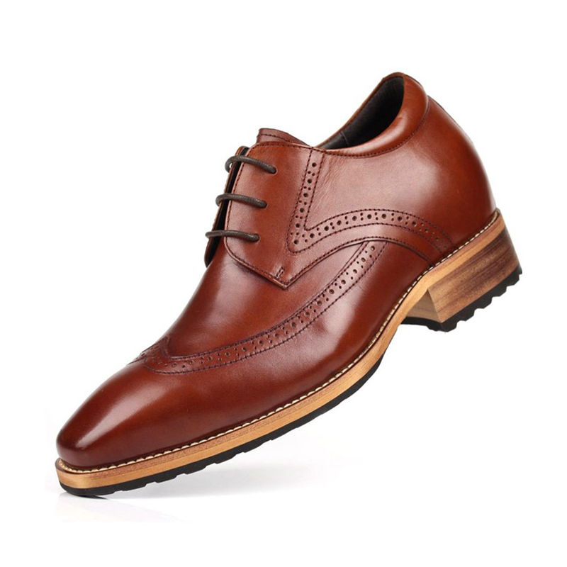 New Arrival Men Dress Shoes British Style Handmade Lace-Up Office Business Shoes Male Flats Oxford Brogue Shoes JS-A0021New Arrival Men Dress Shoes British Style Handmade Lace-Up Office Business Shoes Male Flats Oxford Brogue Shoes JS-A0021