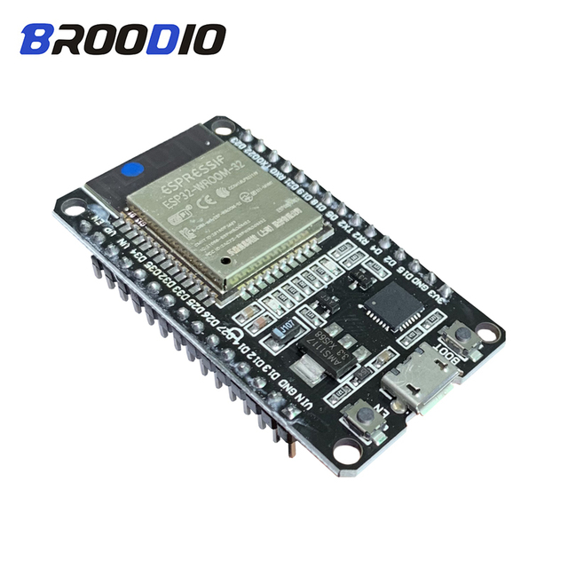 ESP32 ESP 32 ESP32S ESP 32 Development Board 2.4GHZ Wireless WiFI+Bluetooth Consumption Dual Core Ultra Low Power ESP8266 Module