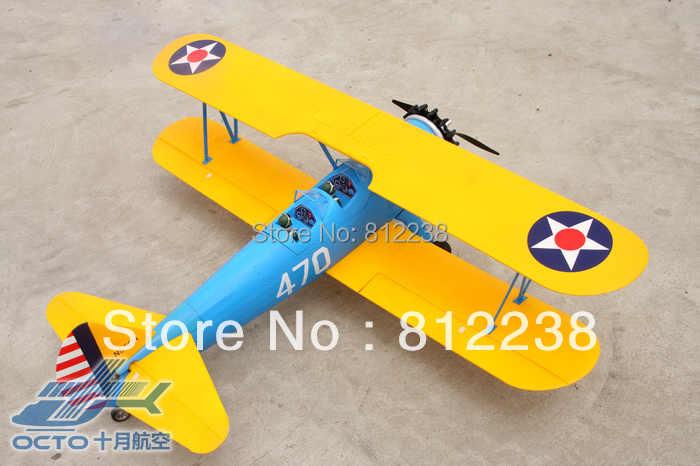 RC Biplane PT17 PT 17 PNP|rc biplane|rc pnp - AliExpress