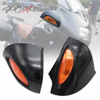 Signal Lens Rearview Glass Side Mount Mirrors for BMW R 850/1100/1150 RT R850RT R1100RT R1150RT RT850 RT1100 RT1150