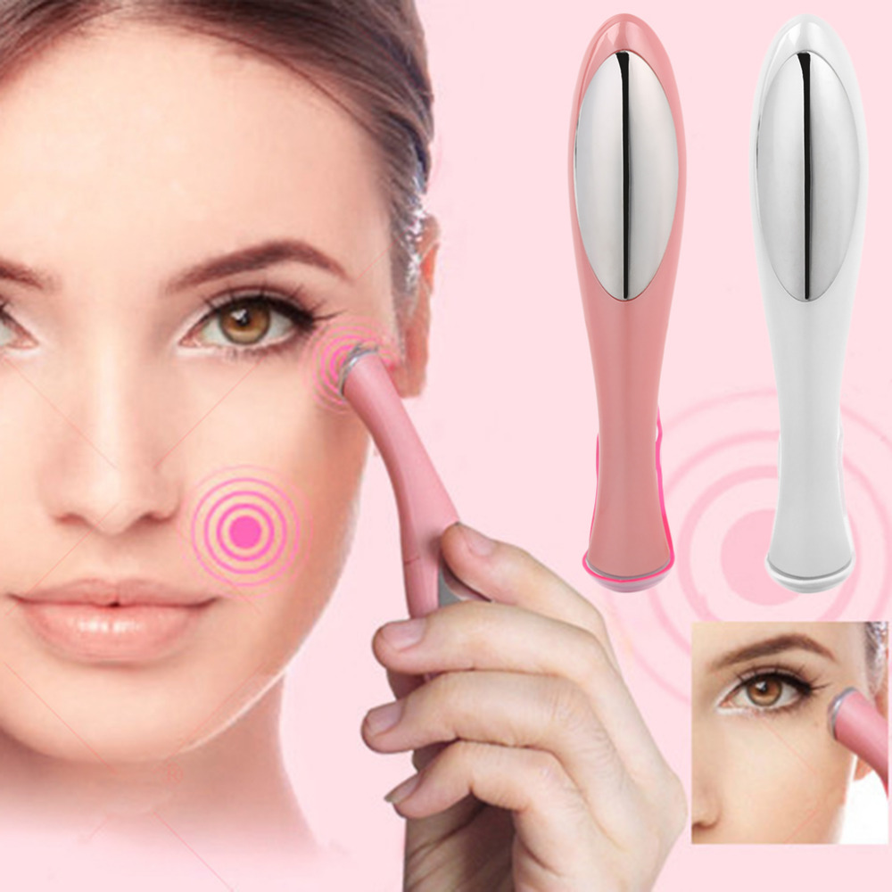 Electric Vibration Eye Massager Small Anti-Ageing Wrinkle Removing Device Retreat eye bag/black eye circle Health Care Hot Sale dunlop sp winter ice 01 195 65 r15 95t