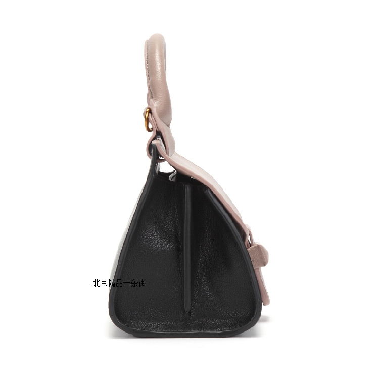 Fashion Business Shoulder Slant Bag color matching Tote Bags Handbag Women Crossbody Messenger Bag Bolso femenino Bolsa feminina in Top Handle Bags from Luggage Bags