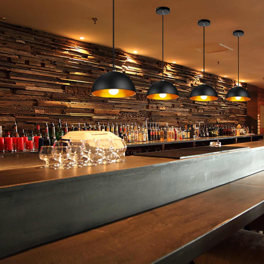 Кокимбо E27 современный подвесной висячий светильник Light 110 V-240 V Железный лампы в скандинавском стиле для Спальня Обеденная подвесной светильник