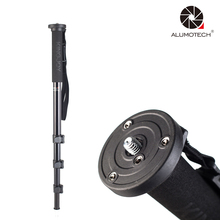 Aluminum Monopod With Twist Lock four Part Stand For Digital camera Video Studio Mountaineering