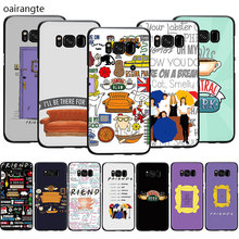 Perk Coffee friends tv Soft Phone Cover Case For Sa