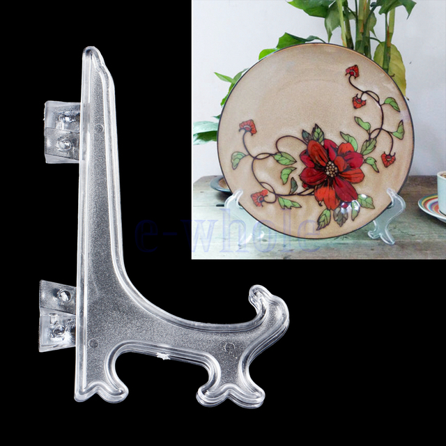 Display Stand Easel Picture Frame Bowl Plate Display Stands Holder Clear & Display Stand Easel Picture Frame Bowl Plate Display Stands Holder ...