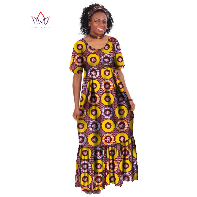 new summer 2017 robe africaine femme african clothing for women bazin rich plus size long dress. Black Bedroom Furniture Sets. Home Design Ideas
