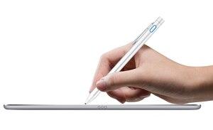 "Image 2 - פעיל עט Stylus קיבולי מגע מסך עבור Lenovo Tab 4 10 בתוספת TB X704L X304L tab4 8 8.0 בתוספת 10.1"" tablet PC מקרה ציפורן 1.35mm"