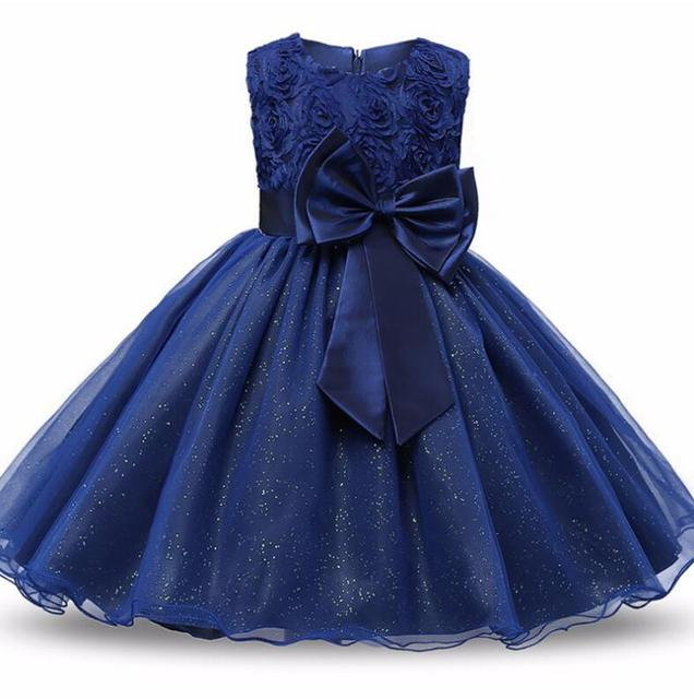 34308d08850 Formal Teenage Girls Party Dresses Brand Baby Girl Clothes Kids Toddler  Girl Birthday Outfit Costume Children Graduation Gowns-in Dresses from  Mother   Kids ...