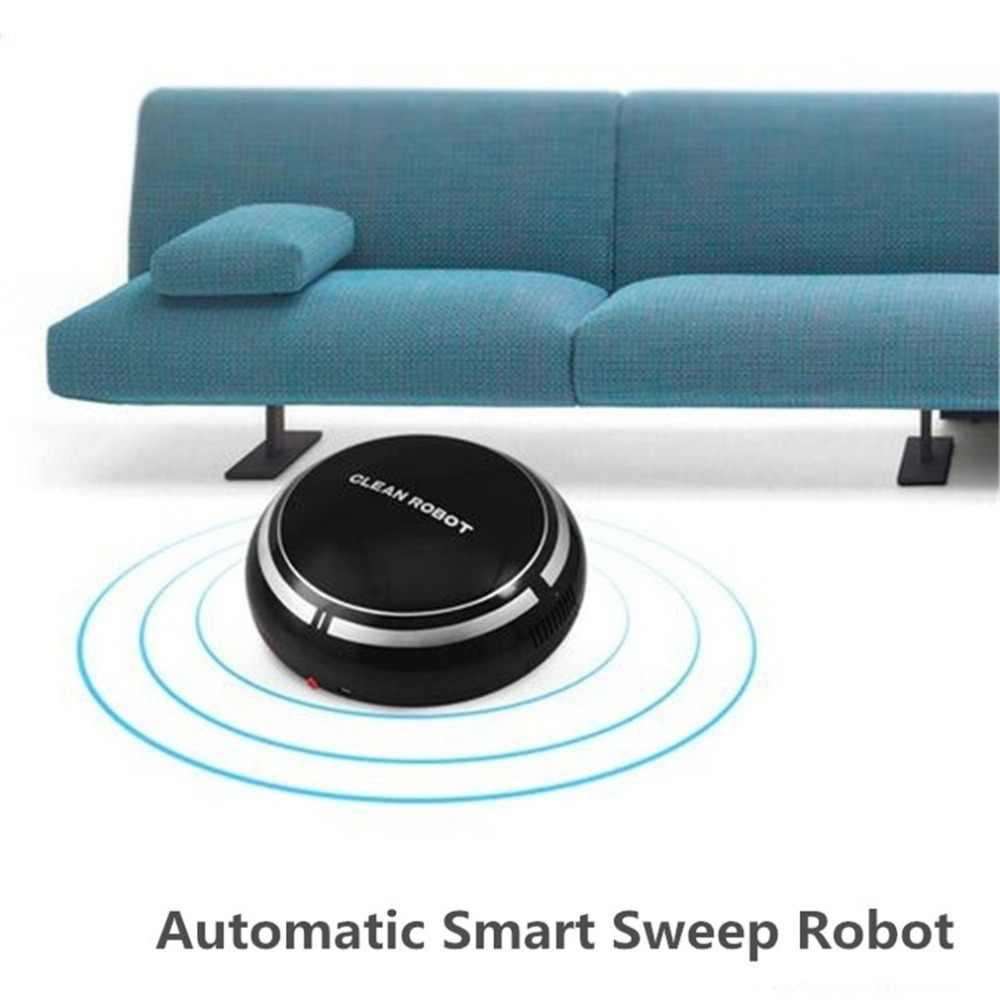 Перезаряжаемый пылесос умный автоматический Роботизированный пол USB мини робот-пылесос пылеуловитель бытовой развертки робот