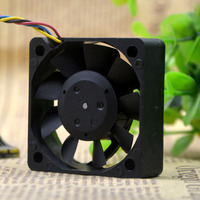 G5015M12D1+6 Car Audio Cooling Fan DC 12V 0.2A 5015 50*50*15mm 5CM 4 Wires