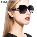 Parzin Pérola Polarizada Óculos De Sol Das Mulheres Elegantes óculos de Sol Femininos Moda Shades Oculos de sol Feminino Gafas Com Caixa 9223