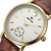 Belbi Women Watch Ladies Watches Wristwatch for Women Relojes Mujer Wrist Dress Quartz Watch