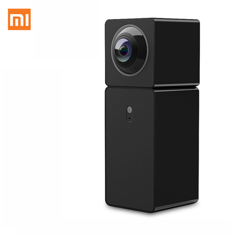 Original Xiaomi Xiaofang Smart Camera 360 Angle WIFI Panoramic Dual Lens Camera Security Monitor For Smart Home