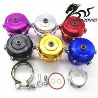 High Quality Tial Style 50mm Blow Off Valve CNC BOV Authentic With V Band Flange With