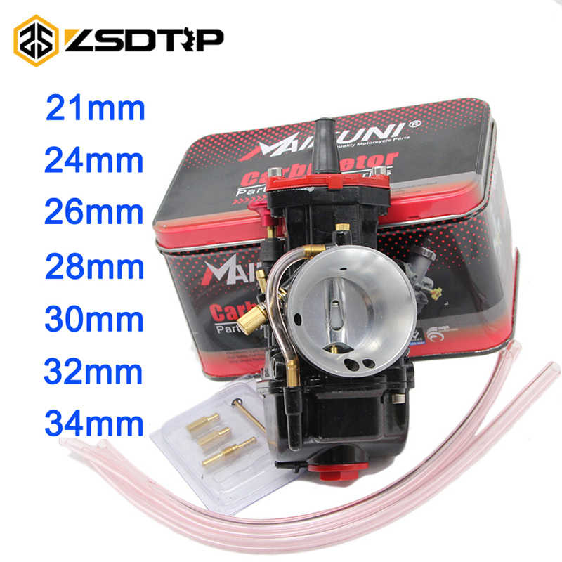 ZSDTRP 55mm PWK KOSO 32 34MM Competitive Moto Modified