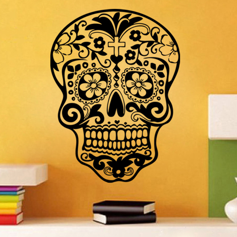 Exelent Halloween Wall Decorations Festooning - Wall Art Collections ...