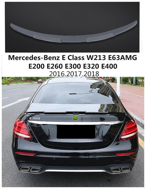 Auto Spoiler Voor Mercedes Benz E Klasse W213 E63amg 2016 2017 2018