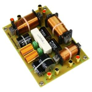 Image 2 - GHXAMP 2 Weg Crossover 1500W Höhen + Dual Woofer Lautsprecher Crossover 2500Hz High Power Für 15 18 zoll Bühne Professional Audio 1PC
