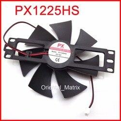 Bezszczotkowy wentylator dc PX1225HS 18V HX1225S wentylator chłodnicy do kuchenka indukcyjna wentylator chłodzący 2Pin|dc brushless fan|cooler fanbrushless fan -