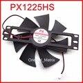 DC BRUSHLESS DO VENTILADOR PX1225HS 18 V Ventilador 2Pin Cooler Fan Para Fogão De Indução