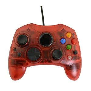 Image 3 - Wired Gamepad ג ויסטיק בקר משחק S סוג עבור M icrosoft X תיבת קונסולת משחקי וידאו אביזרי החלפה