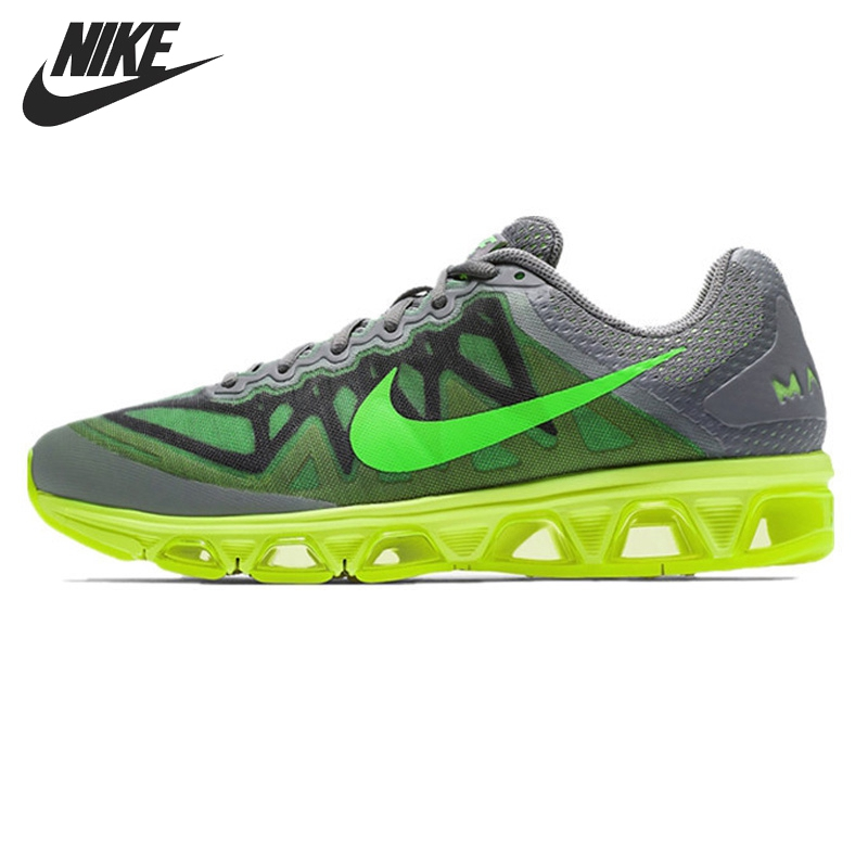 Original New Arrival  NIKE AIR MAX Men's Running Shoes Sneakers new arrival iron