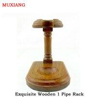 Muxiang pijp accessoires palissander verticale type 1 pijp rekken pijp blijkt plank universele gebruik pijp stands fa0030