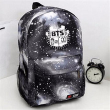 Moon Wood BTS Backpack