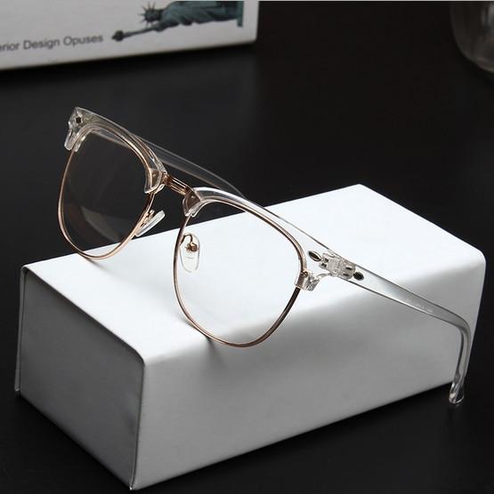 2016 hommes marque Designer lunettes Vintage Frame Prescription myopie lunettes de lecture femmes 3016 optique lunettes oculos de grau