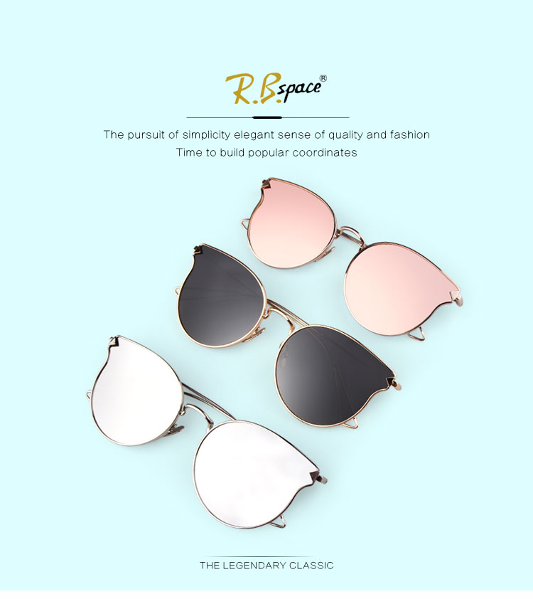 32bfdabd0036ba Fashion Sunglasses Women Cat Eye Sunglasses Famous Lady Brand Designer Twin  Beams Sunglasses Coating Mirror Glasses UV400 S1884-in Sunglasses from  Apparel ...