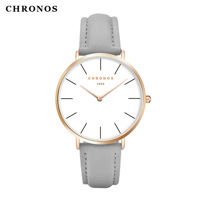 Luxury Brand Dress Women Business Wristwatch Men New Fashion Quartz Watch Leather Belt 3Bar Waterproof Clock Relogio Feminino swiss fashion brand agelocer dress gold quartz watch women clock female lady leather strap wristwatch relogio feminino luxury