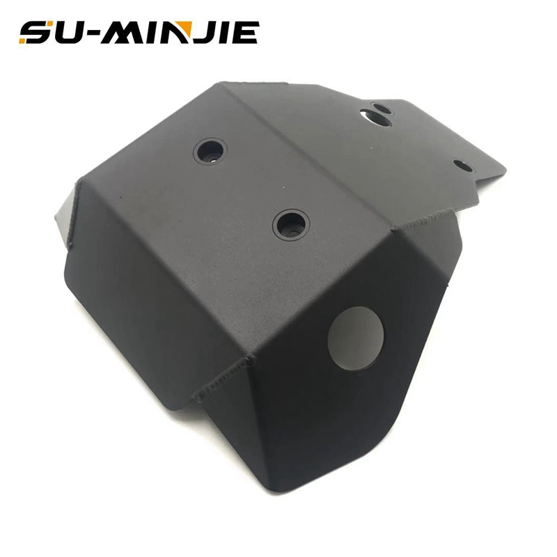 XG250 XT250X ED all-round skid plate engine shield chassis lower cover protection 3MM thickness for Yamaha Tricker XG 250