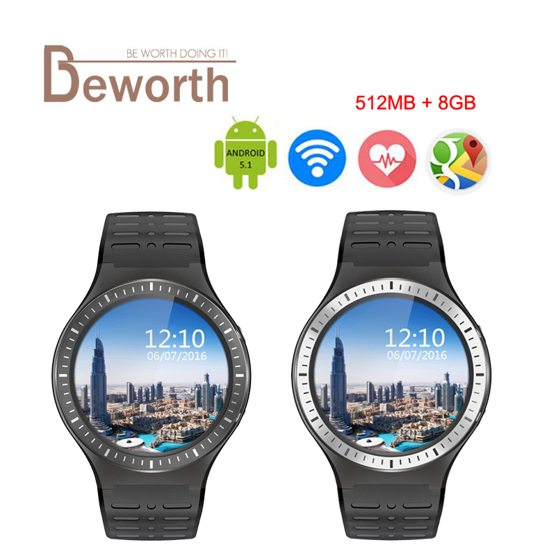 все цены на Original ZGPAX S99B 3G Smart Watch MTK6580 Quad Core 512M 8GB Camera Android 5.1 Heart Rate Monitor WCDMA GPS WIFI Bluetooth 4.0 онлайн