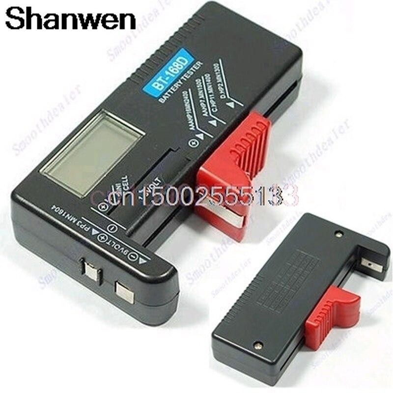 Digital Battery Tester LCD 1.5V AAA AA R03 9V PP3 6F22 Battery Tester
