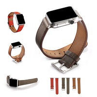 URVOI Square Buckle Band For Apple Watch Series 1 2 New Classic Buckle Strap For Iwatch