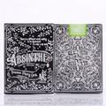 1 Unidades Absenta V2 tarjeta Cubierta naipe Magia Poker ELLUSIONIST magicTricks 83097