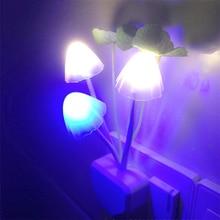 Colorful Mushroom LED Lamps