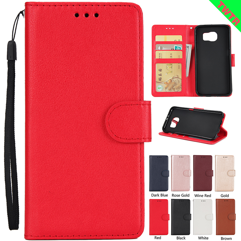 Case for Samsung Galaxy S6 zero F Duos Leather housing for Samsung S 6 G920 G920F SM-G920F G920FD G920W8 G920i mobile phone bag